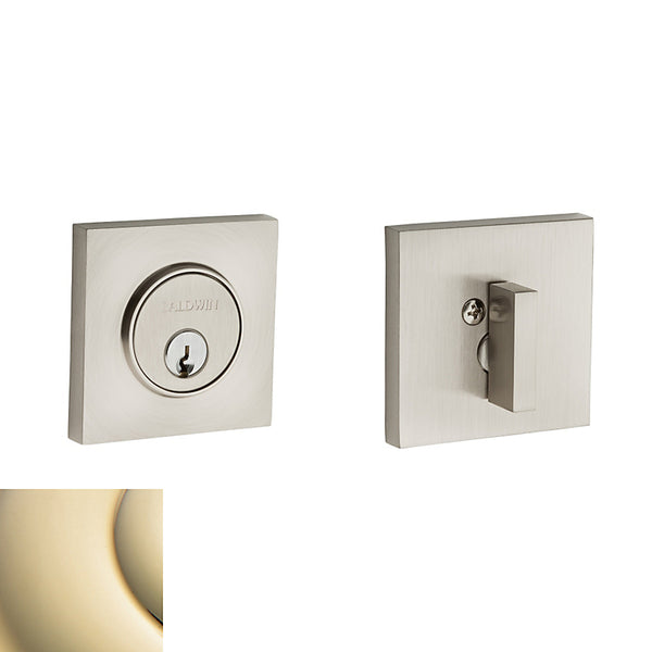 Baldwin 8220 CONTEMPORARY DEADBOLT - Stellar Hardware and Bath