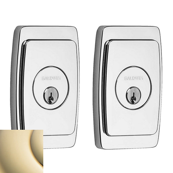Baldwin 8251 CONTEMPORARY DEADBOLT - Stellar Hardware and Bath