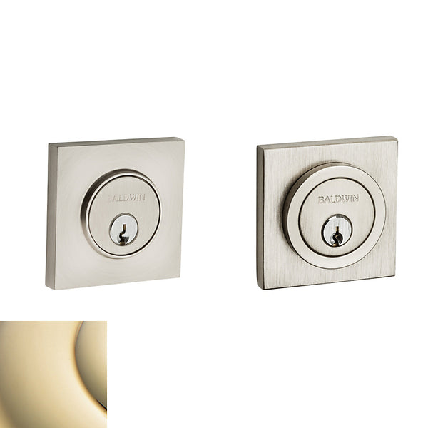 Baldwin 8221 CONTEMPORARY DEADBOLT - Stellar Hardware and Bath