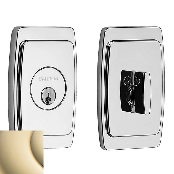 Baldwin 8250 CONTEMPORARY DEADBOLT - Stellar Hardware and Bath