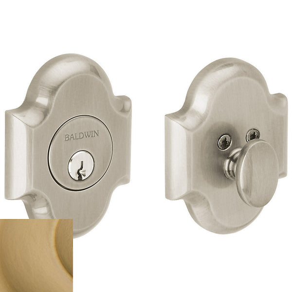 Baldwin 8252 CONTEMPORARY DEADBOLT - Stellar Hardware and Bath