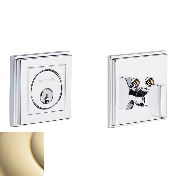 Baldwin 8260 CONTEMPORARY DEADBOLT - Stellar Hardware and Bath