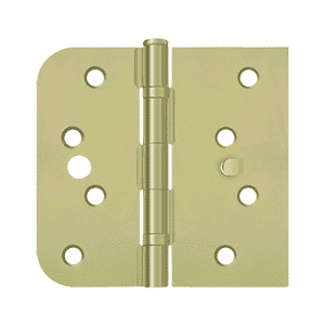 Deltana S41-4058BR-S Ball Bearing Special Hinge for Fiber Glass Doors - 4'' x 4 1/4'' x 5/8''