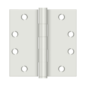 "Deltana S45 4 1/2"" x 4 1/2"" Square Hinges, HD - Stellar Hardware and Bath"