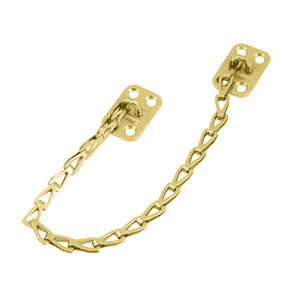 Deltana TC82 Transom Steel Chain - 12''
