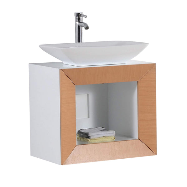 Fine Fixture Fine Fixtures Maxi Wall Hung Vanity - Stellar Hardware and Bath