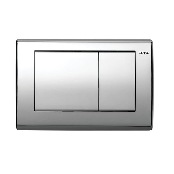 TOTO Convex Push Plate For In Wall Tank System - Stellar Hardware and Bath