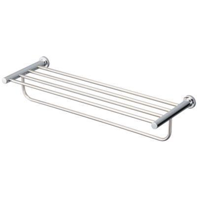 TOTO Towel Shelf, Series L(Round) Chrome - Stellar Hardware and Bath
