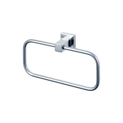 TOTO Towel Ring, Series L(Square) Chrome - Stellar Hardware and Bath