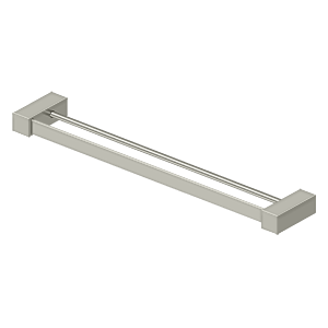 "Deltana ZA2006-24 24"" Double Towel Bar ZA Series - Stellar Hardware and Bath"