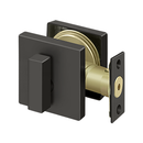 Deltana ZDS Zinc Deadbolt Lock Grade 3 - Stellar Hardware and Bath