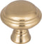 Top Knobs Henderson Knob 1 1/4 Inch - Stellar Hardware and Bath