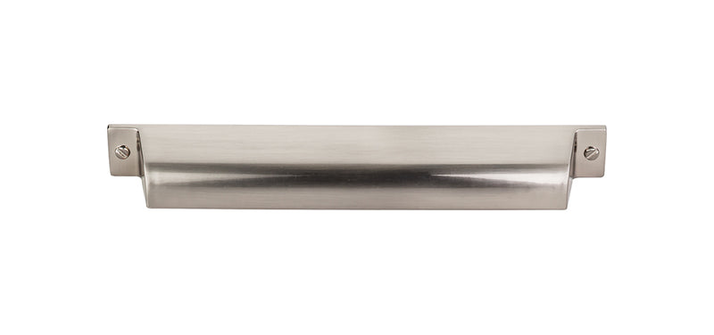 Top Knobs Channing Cup Pull 7 Inch - Stellar Hardware and Bath