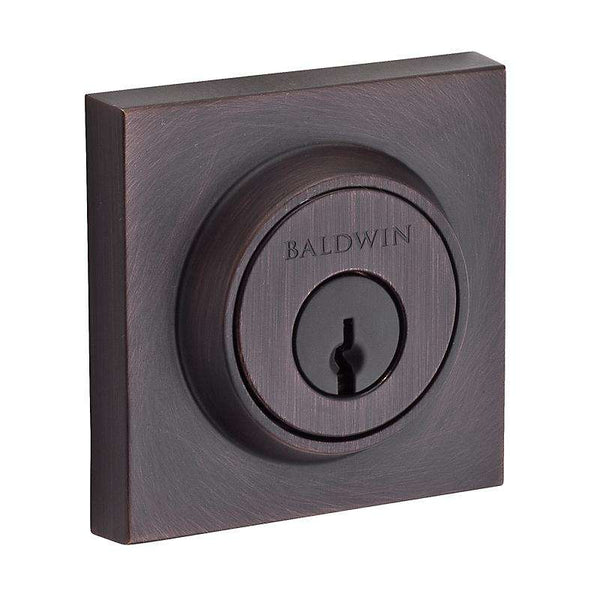Baldwin Contemporary Square Deadbolt