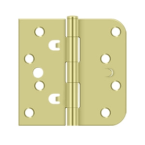"Deltana DE4458TT 5/8"" Square Hinge - 4""x 4"" - Stellar Hardware and Bath"