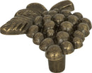Atlas Vineyard Grapes Knob 2 Inch - Stellar Hardware and Bath