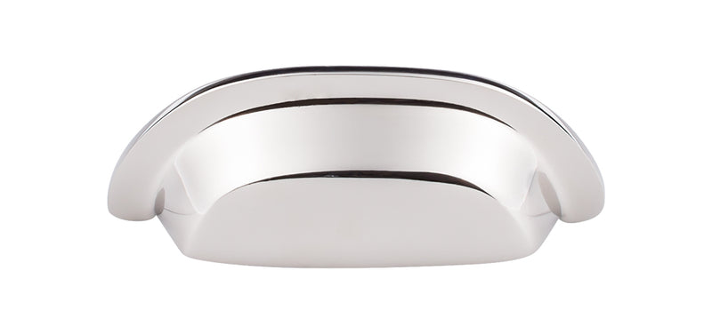 Top Knobs Aspen II Cup Pull 3 Inch - Stellar Hardware and Bath