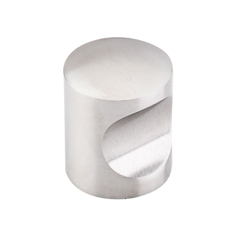 Top Knobs Indent Knob 1 Inch - Stellar Hardware and Bath