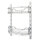 "6"" Deep Door Mounted Tray System Kit in - Stellar Hardware and Bath"