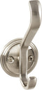 Top Knobs Reeded Hook 4 11/16 Inch - Stellar Hardware and Bath