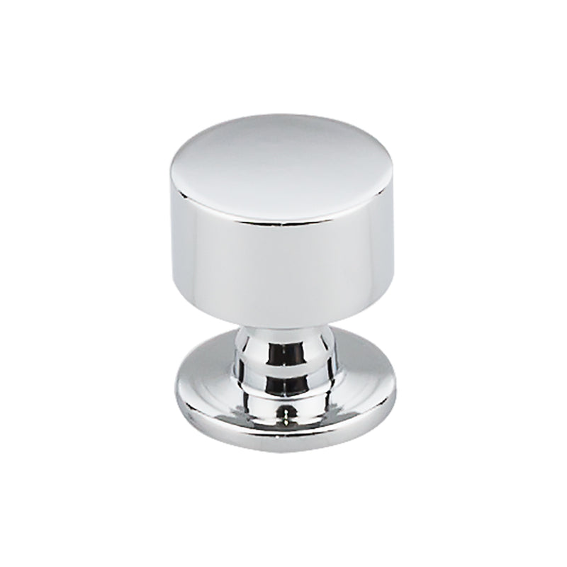 Top Knobs Lily Knob 1 1/8 inch - Stellar Hardware and Bath