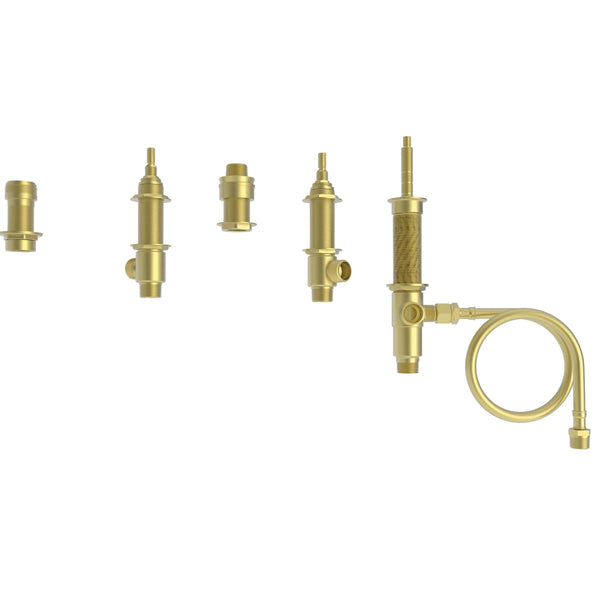 Newport Brass 1-507 Pressure Balanced Rough-In Valve with 3/4 Inch NPT Outlet - Stellar Hardware and Bath