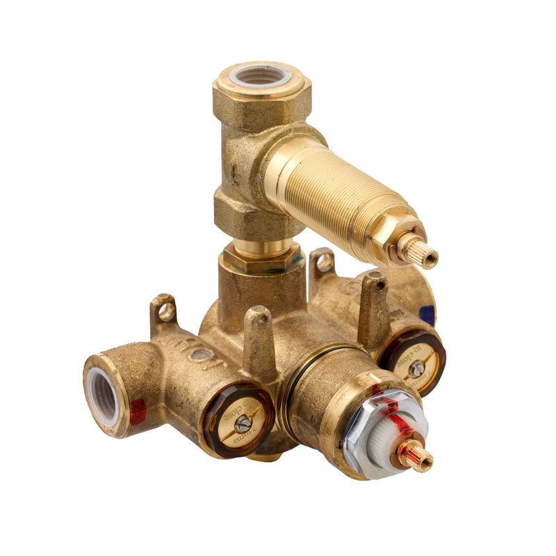 "Newport Brass 1-741 Luxtherm 1/2"" Thermostatic Rough-In (1 Port) - Stellar Hardware and Bath"