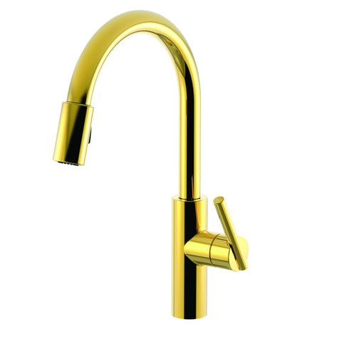 1500-5103 East Linear Pull-Down Kitchen Faucet