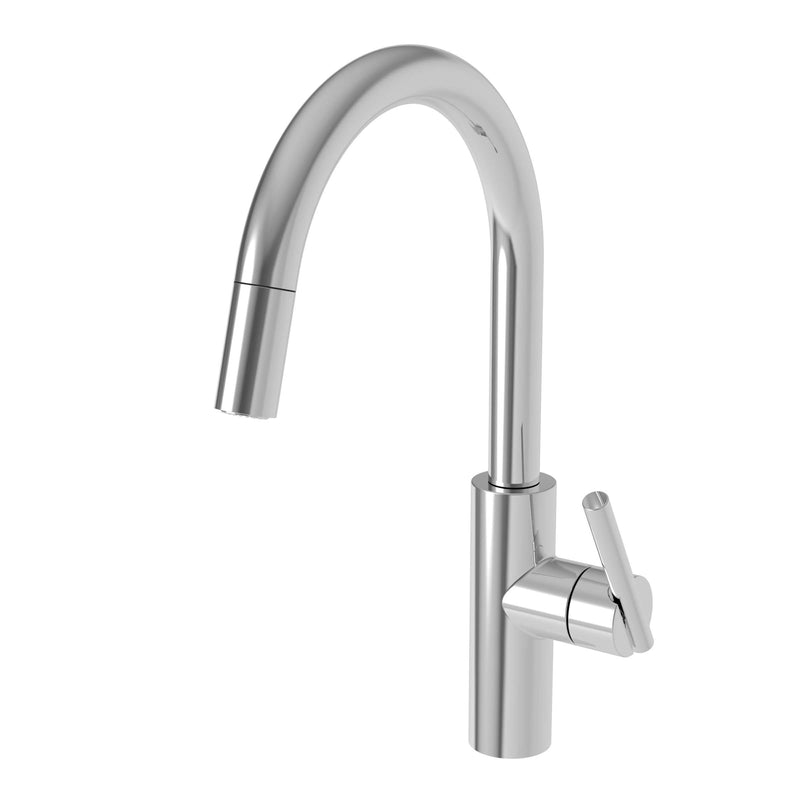 Newport Brass 1500-5113 East Linear Pull-Down Kitchen Faucet - Stellar Hardware and Bath