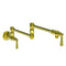 Newport Brass 2470-5503 Jacobean Pot Filler - Wall Mount - Stellar Hardware and Bath