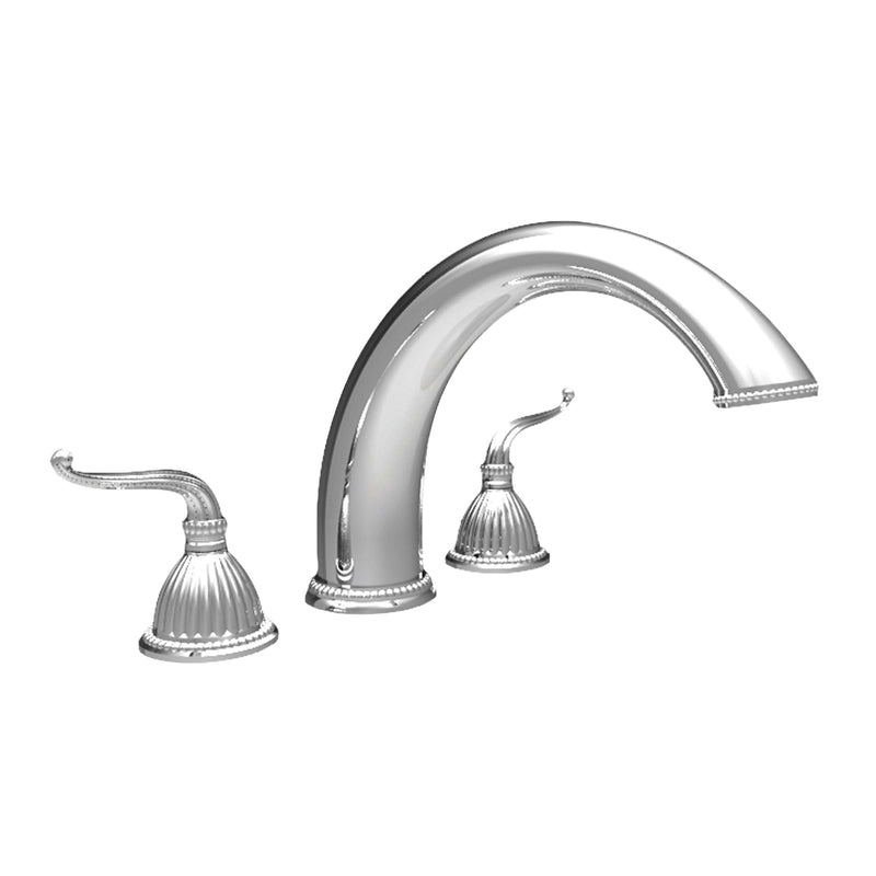Newport Brass 3-1096 Alexandria Roman Tub Faucet - Stellar Hardware and Bath