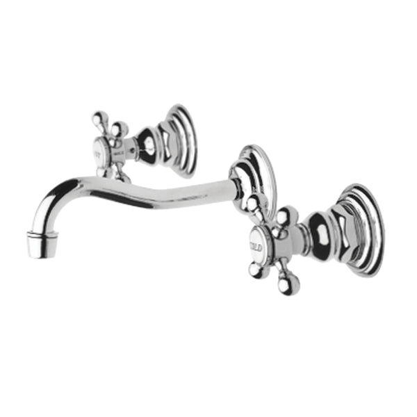 Newport Brass 3-9301 Chesterfield  Wall Mount Lavatory Faucet - Stellar Hardware and Bath