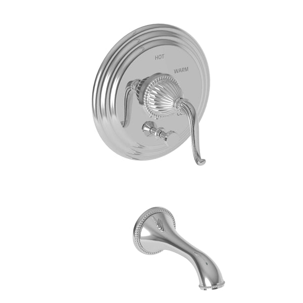 Newport Brass 4-1092BP Alexandria Balanced Pressure Tub & Shower Trim Set Less Showerhead, Arm and Flange - Stellar Hardware and Bath