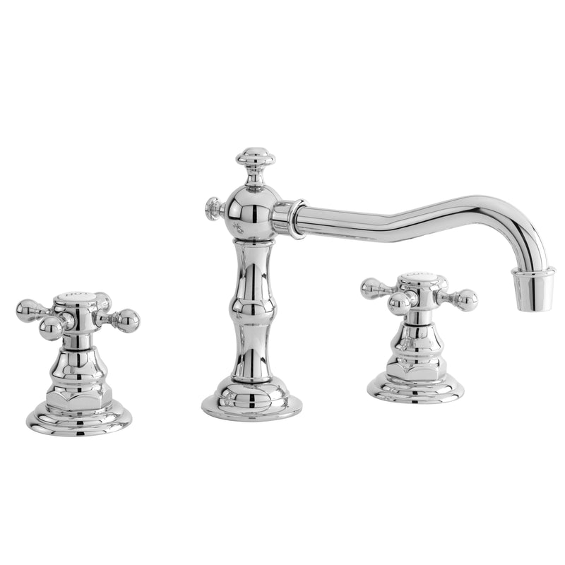 Newport Brass 930  Chesterfield Widespread Lavatory Faucet - Stellar Hardware and Bath