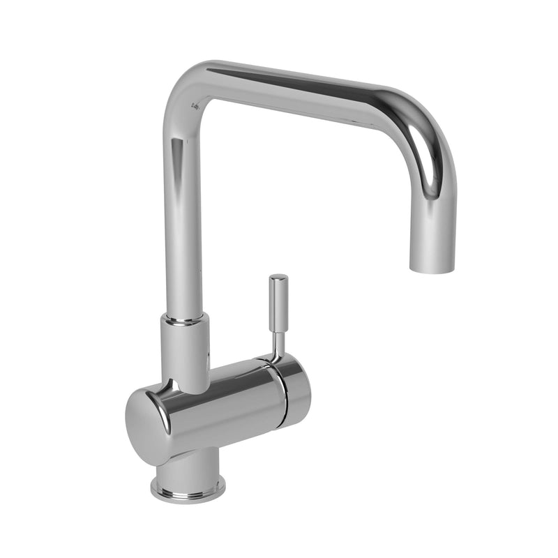 Newport Brass 9401 East Square Single Hole Kitchen Faucet - Stellar Hardware and Bath