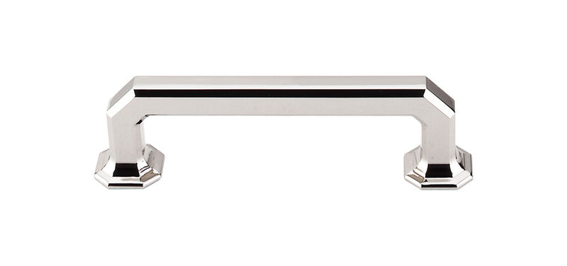 Top Knobs Emerald Pull 3 3/4 Inch - Stellar Hardware and Bath