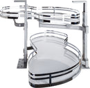 "21"" Blind Corner Swing Out, Right Handed Unit - Stellar Hardware and Bath"
