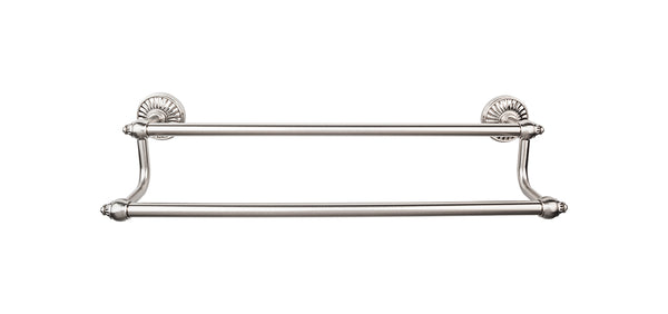 Top Knobs Tuscany Bath Towel Bar 18 Inch Double