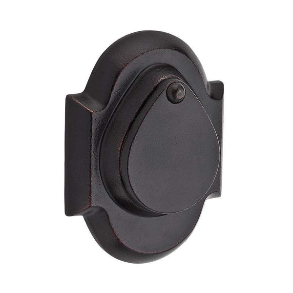 Baldwin Rustic Arch Deadbolt - Stellar Hardware and Bath