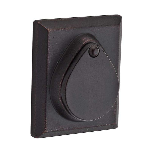 Baldwin Rustic Square Deadbolt - Stellar Hardware and Bath
