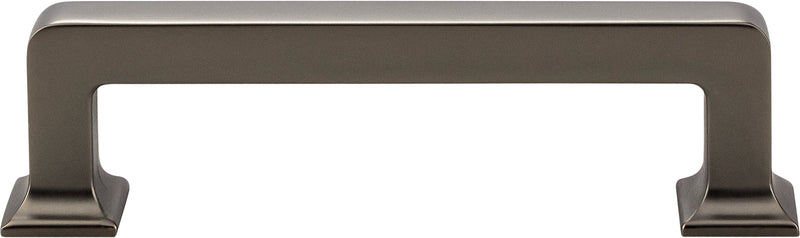 Top Knobs Ascendra Pull 3 3/4 Inch - Stellar Hardware and Bath