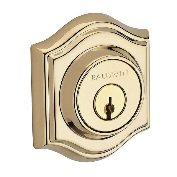 Baldwin Traditional Arch Deadbolt - Stellar Hardware and Bath
