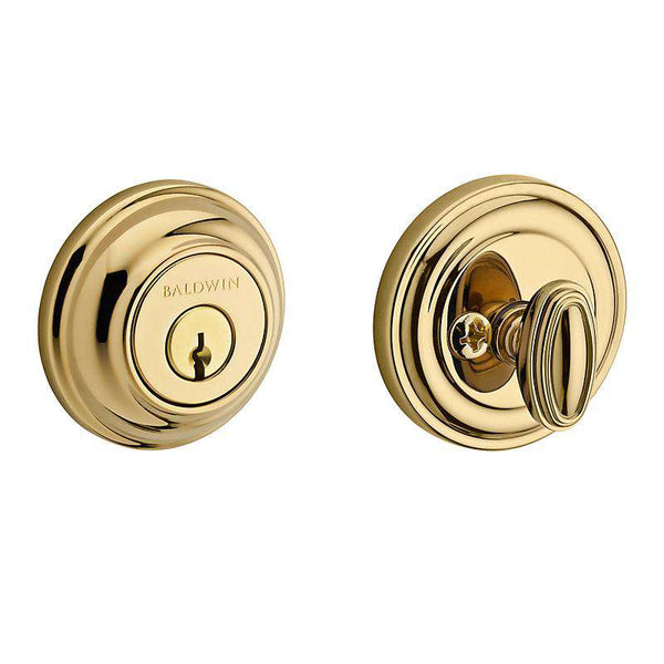 Baldwin Traditional Round Deadbolt