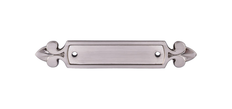 Top Knobs Dover Backplate 2 1/2 Inch - Stellar Hardware and Bath