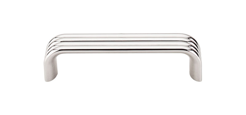Top Knobs Modern Deco Pull 3 3/4 Inch - Stellar Hardware and Bath