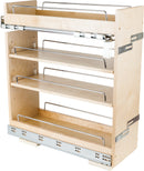 "No Wiggle  8"" Base Cabinet Pullout with Premium Soft-close Concealed Undermount Ses - Stellar Hardware and Bath"