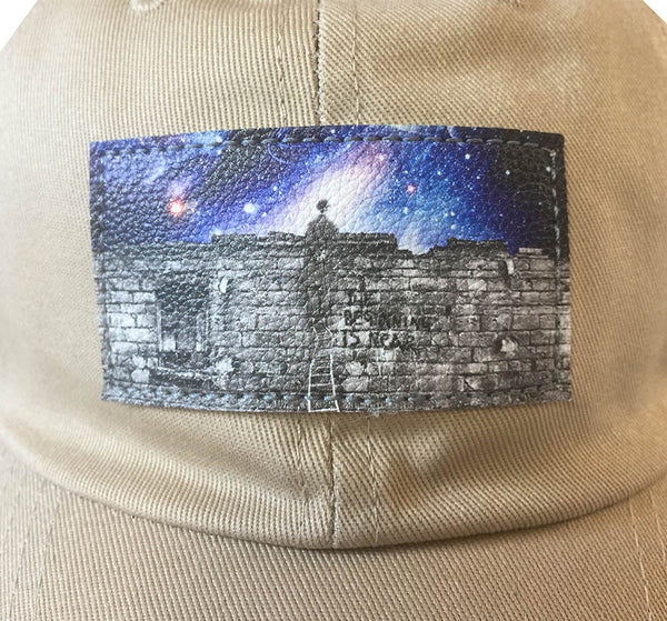 Beginning is Near Dad Hat