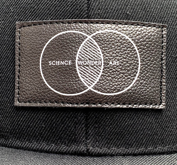 Science Art Wonder Snapback Hat
