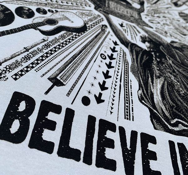 I Believe in Music Mens T