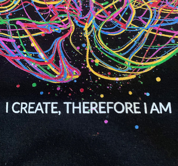 I Create Therefore I Am